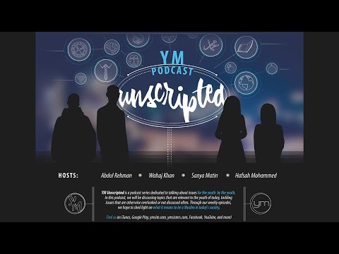 Episode 1: Respecting Yourself | YM Unscripted Podcast