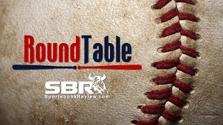 SBR Sports Betting Roundtable | MLB Predictions, B1G & NFC East Previews + Today's Best Bets