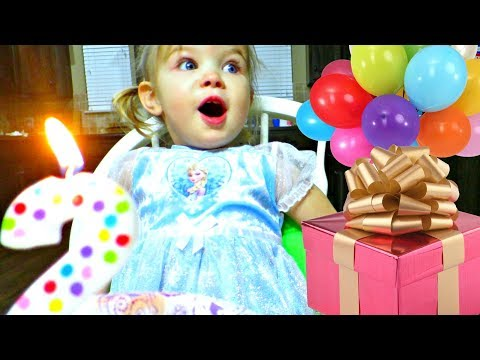 🎂Laura's 2 Year Old Birthday Special🎉