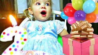 Video 🎂Laura's 2 Year Old Birthday Special🎉 download MP3, 3GP, MP4, WEBM, AVI, FLV Mei 2018