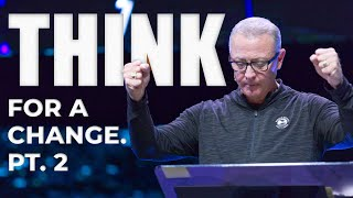 """Just Go With The Flow"" - A Toxic Mindset for Christians (Pastor Steve Smothermon)"