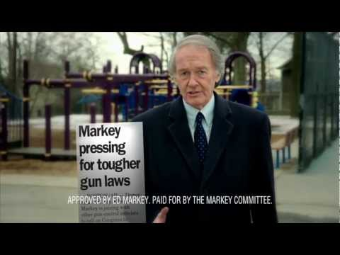 Ed Markey for MA | TV Ad: Keep Standing Up