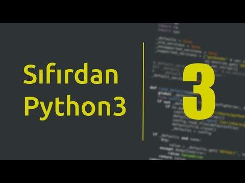 Sıfırdan Python3 - #3 [Matematiksel İşlemler]