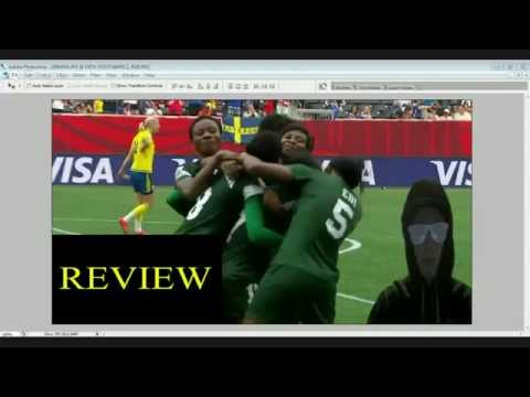 Sweden vs Nigeria 3-3 Women's World Cup 2015 Match Highlights WWC Goals MY THOUGHTS REVIEW