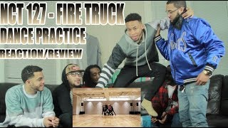 Baixar NCT 127 - FIRETRUCK DANCE PRACTICE REACTION/REVIEW