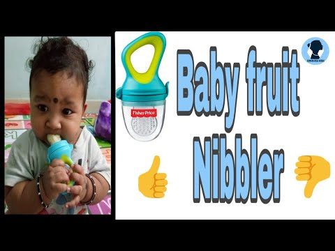 Baby Fruit Pacifier review | Baby nibbler | Tamil