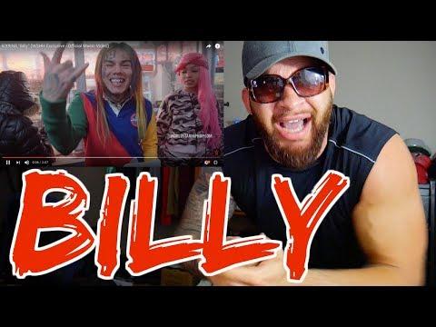 """6IX9INE Billy """"D-GiBBY REACTION"""""""