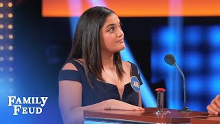 I'd love to get my hands on Steve Harvey's... | Celebrity Family Feud