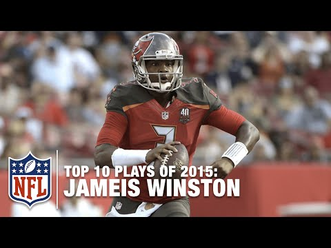 Top 10 Jameis Winston Plays of 2015 | NFL