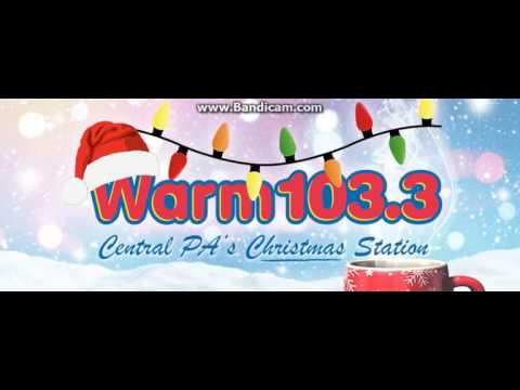 25 days of christmas radio 2016 extra warm warm 1033 station id december 2 2016 1104pm - What Is The Christmas Radio Station