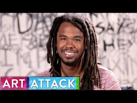 "Artist Devin Troy Strothers ""What inspires you?"" 