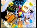 Perfume Collection| Most complimented fragrances| Must haves 2017
