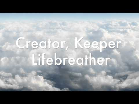 MEREDITH ANDREWS -- SOAR -- (LYRIC VIDEO)