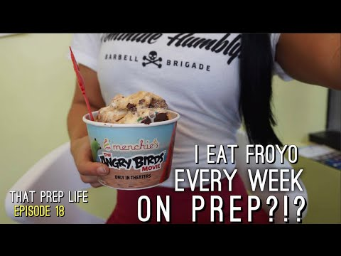 I Eat Froyo Every Week On Prep | That Prep Life Episode 18