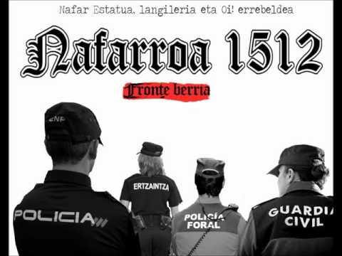 NAFARROA 1512 - Putreak