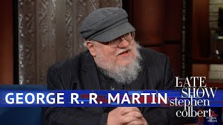George R. R. Martin\'s Earliest Inspiration Of All