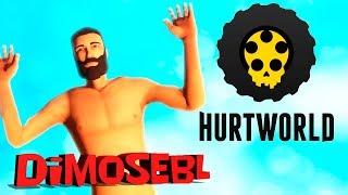 Hurtworld - Ниже только писька или как прожить голым!! )))