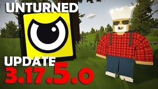 Unturned - UPDATE 3.17.5.0 : BattlEye Anti-Cheat, Terminal e Mais!!