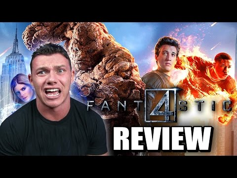 FANTASTIC FOUR - Movie Review
