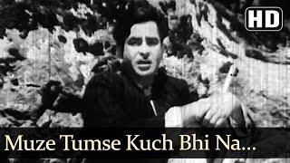 Muze Tumse Kuch Bhi Na Chahiye (HD)   Kanhaiya Songs   Raj Kapoor   Nutan   Mukesh   Filmigaane