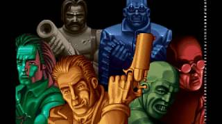 Soldiers of Fortune (SNES) - Intro