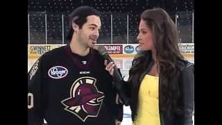 Gwinnett Gladiators Pre-Game: March 29, 2015
