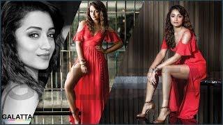 Exquisitely Beautiful Trisha | Galatta Photoshoot