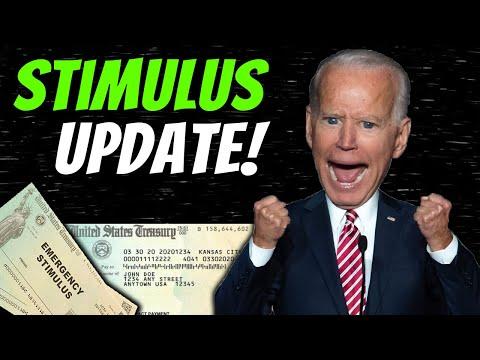 $2,000 Second Stimulus Check Update + Third Stimulus Check: Unemployment & Rental Assistance Jan 18