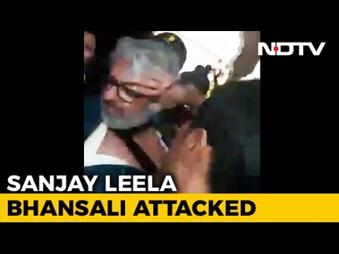 Sanjay Leela Bhansali Slapped, His Hair Pulled By Protesters On Padmavati Sets
