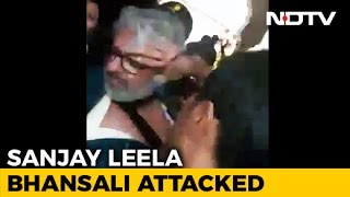 Sanjay Leela Bhansali Slapped His Hair Pulled By Protesters