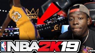 NBA 2K19 Take The Crown Trailer REACTION! | New Gameplay Trailer 2K19