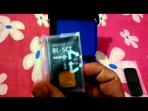 Nokia C3 Touch And Type UNBOXING By SID