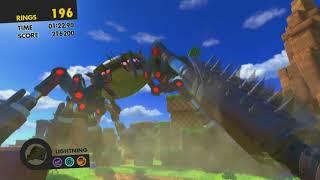 Guardian Rock w/ MCVI Monster Hunter's Theme (Sonic Forces)