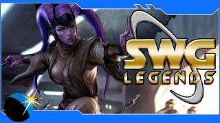 SWG Legends: Community Night! Star Wars Galaxies Lives