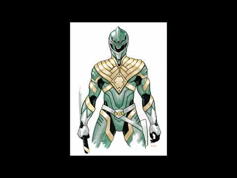 CPS3 Originals - Green Ranger(Tommy) Theme