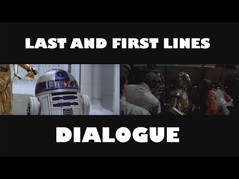 The First and Last Lines of Dialogue from the Top 50 Films of All Time