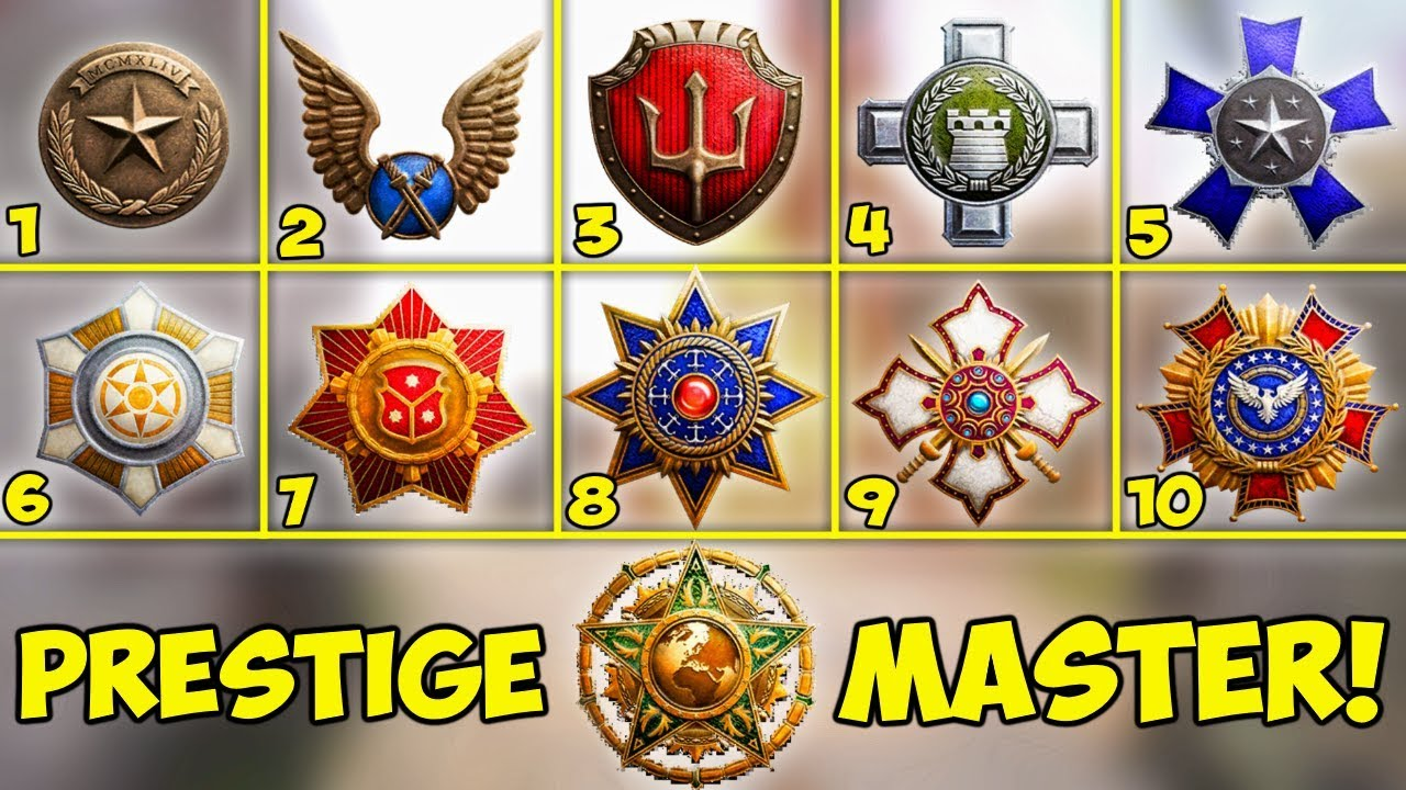all 11 prestige emblems in cod wwii  youtube call of duty legos call of duty logo wallpaper