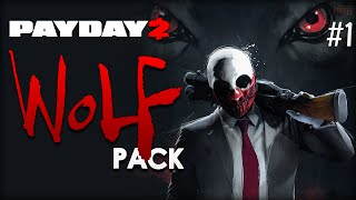 PAYDAY 2: Wolf Pack DLC - Counterfeit Gameplay (Overkill)