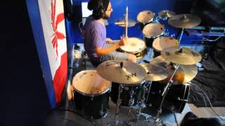 Pink Floyd - Young Lust Drum Cover