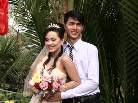 Dam cuoi Lam Giang va Lam Thi Kieu Oanh Khmer Long Phu Soc Trang 19 2 2015 Phan 3
