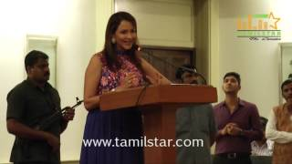Lakshmi Manchu And Suhasini At Teach For Change