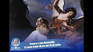 Conoce A San Romualdo, El Santo Radio María Del 19 De Junio.
