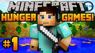 "Minecraft HUNGER GAMES - w/ Ali-A #1! - ""FISHING FOR KILLS!"""