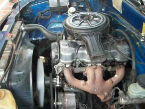 1996 Isuzu Trooper Engine Diagram Motor Chevrolet Luv 2300 Youtube