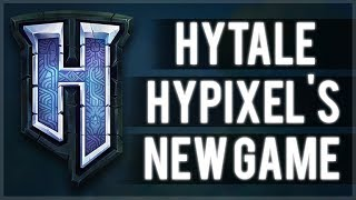 HYTALE GAME - HYPIXEL'S NEW GAME REVEALED! (OFFICIAL TRAILER REACTION!)