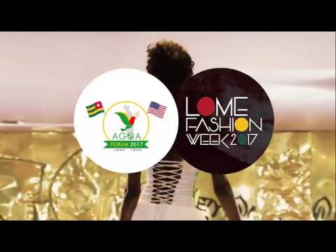 [Vidéo] Lomé Fashion Week et l'AGOA pour la promotion du textile Africain
