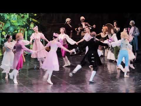 Балет Щелкунчик Эрмитажный театр Санкт-Петербург 2018 солистка Елена Коцюбира