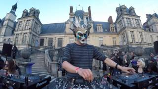 Video Boris Brejcha @ Château de Fontainebleau for Cercle download MP3, 3GP, MP4, WEBM, AVI, FLV Desember 2017