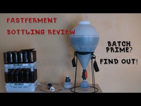 FastFerment + FastRack: Bottling Day