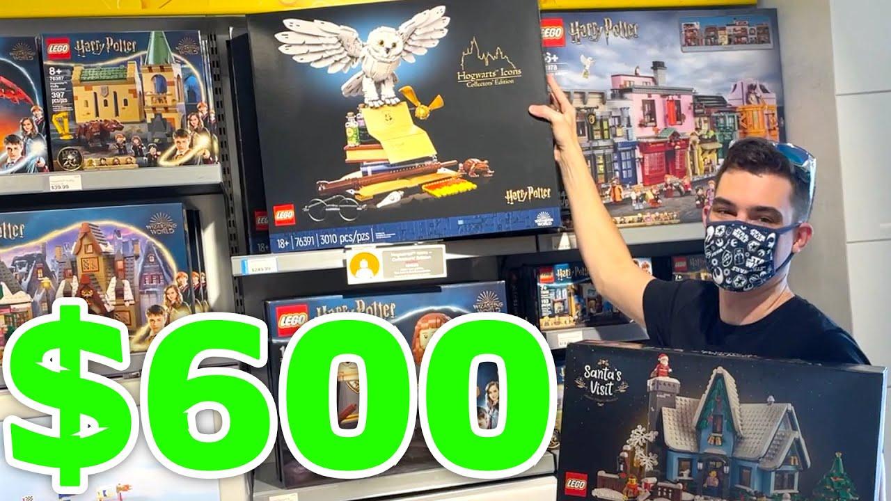 Near, far, wherever you are: Lego announces Titanic set with a $600 ...